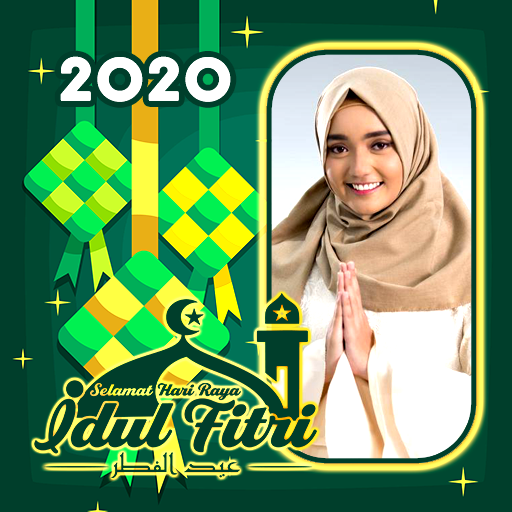 Idul Fitri 2020 Photo Frame Lebaran Apps On Google Play
