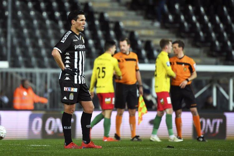 """Saison finie pour Charleroi ? """"On se battra jusqu'au bout"""""""