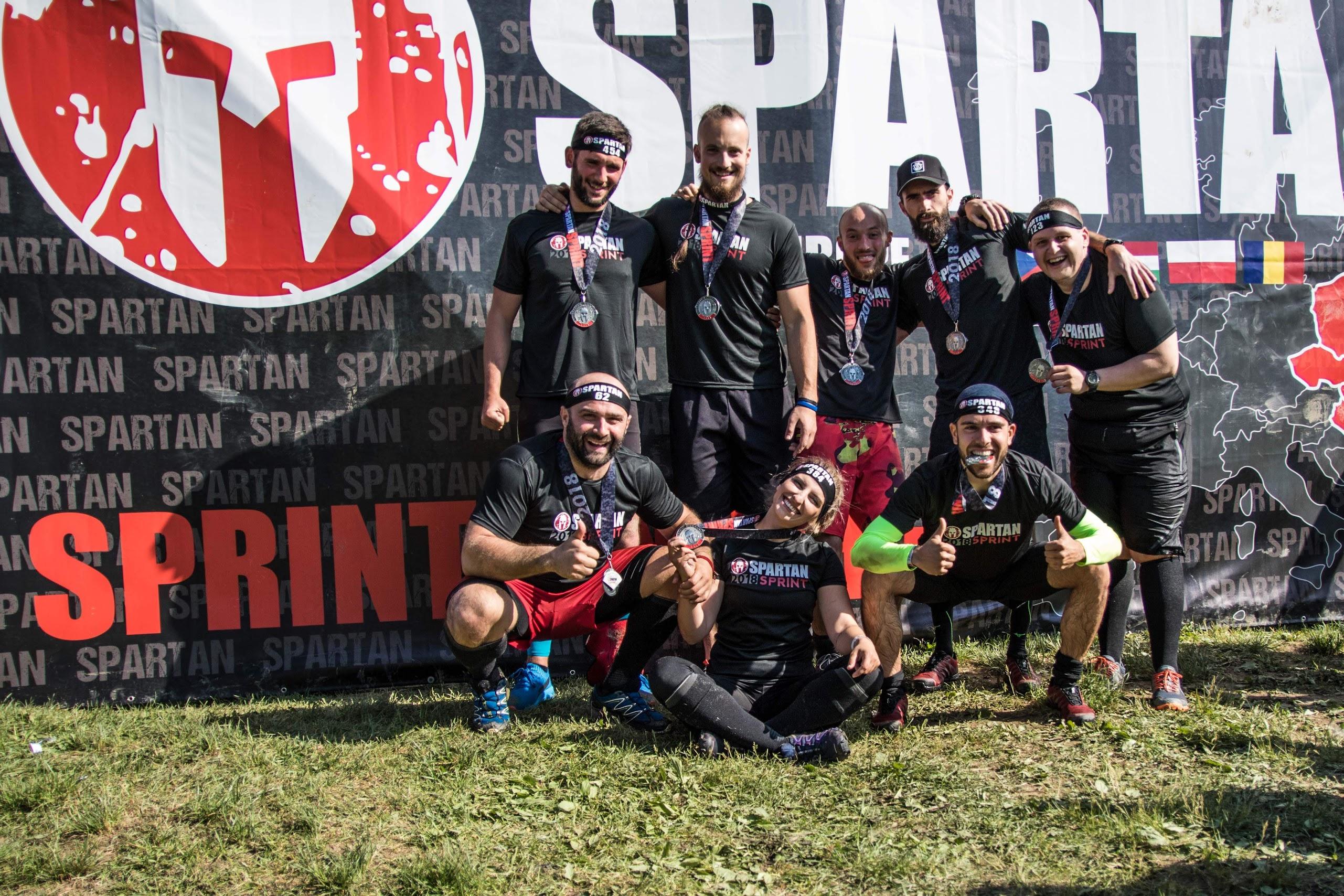 spartan race krakow