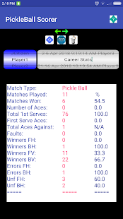 PickleBall Match Scorer, music,Sudoku games Pro for PC-Windows 7,8,10 and Mac apk screenshot 4
