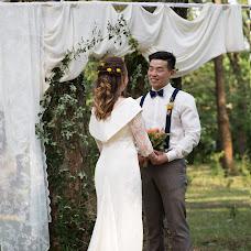 Wedding photographer Olesya Getynger (LesyaG). Photo of 02.07.2018