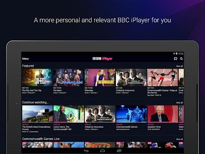 BBC iPlayer 9