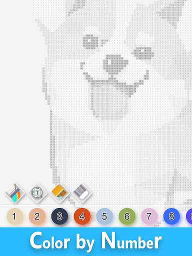 Color Number - Relaxing Gameuff1a Free Coloring 0.2.500 app download 14