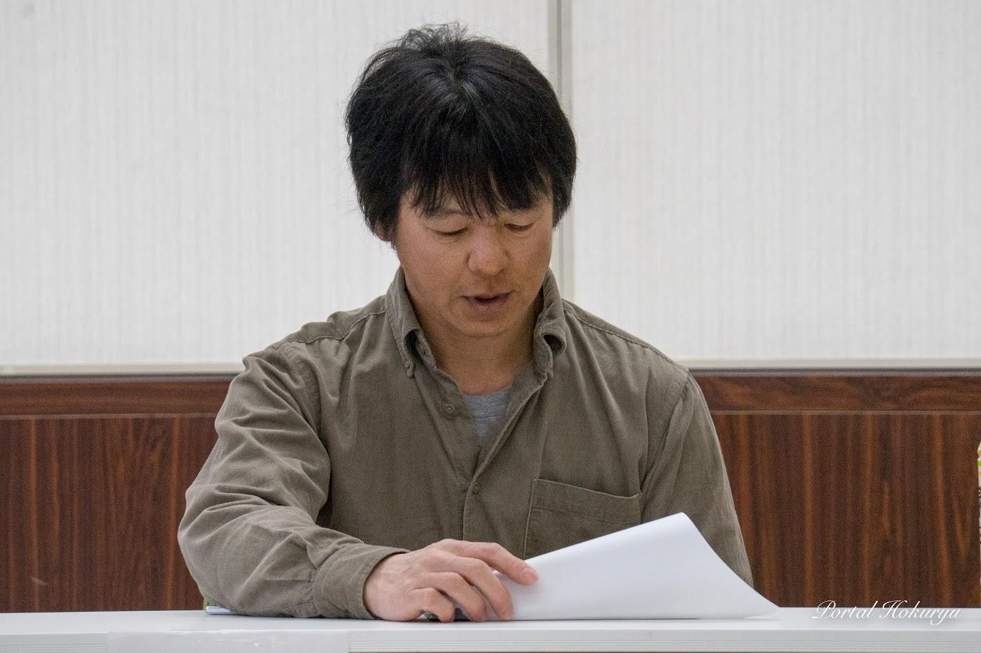 議長・渡辺守 さん