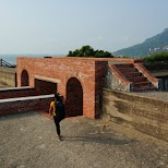 cihou fort in Kaohsiung, Kao-hsiung city, Taiwan
