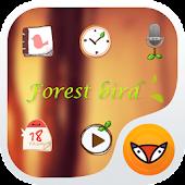 Forest Bird - Launcher Theme