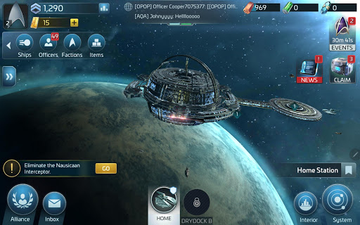 Star Treku2122 Fleet Command apkdebit screenshots 14