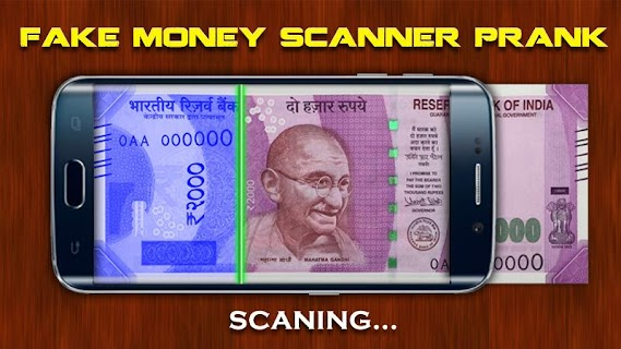 Fake Money Scanner Prank screenshot 08