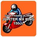 JUPITER MX KING - Tutorial Cara Pasang Alarm Motor icon
