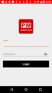 PM Customer Panel- screenshot thumbnail