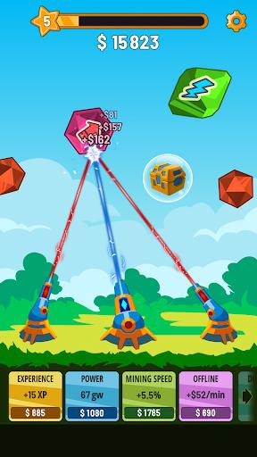 Crystal Slash! android2mod screenshots 1