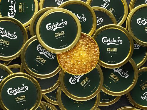 Carlsberg Caviar preview