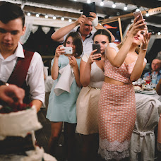 Wedding photographer Andrey Tkachenko (andr911). Photo of 04.10.2017