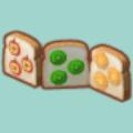 フルーツパンなついたて