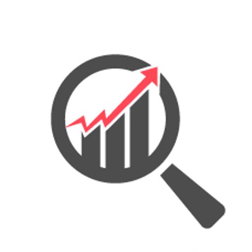 銘柄LIVE(チャートなび)-株式投資、デイトレの無料ツール 財經 App LOGO-硬是要APP
