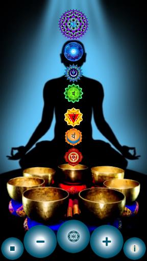 西藏碗冥想