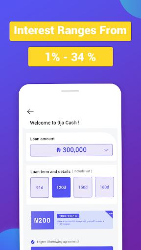9ja Cash-Quick Loan App,Get Instant Money Anytime  screenshots 5