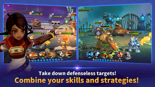 Skylandersu2122 Ring of Heroes A.1.0.1 screenshots 15