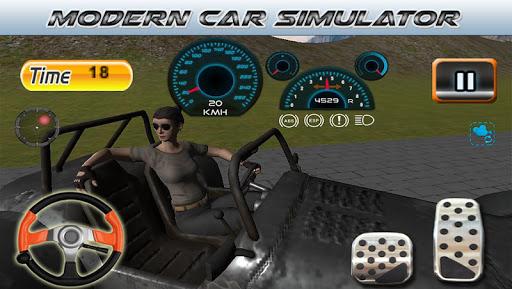 Parking Revolution: Super Car Offroad Hilly Driver 1.0 screenshots 8