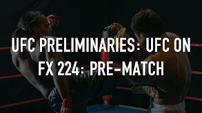 UFC Preliminaries: UFC on FX 224: Pre-Match thumbnail