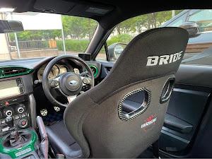 BRZ ZC6のカスタム事例画像 通勤車 とみーさんの2021年05月09日18:22の投稿