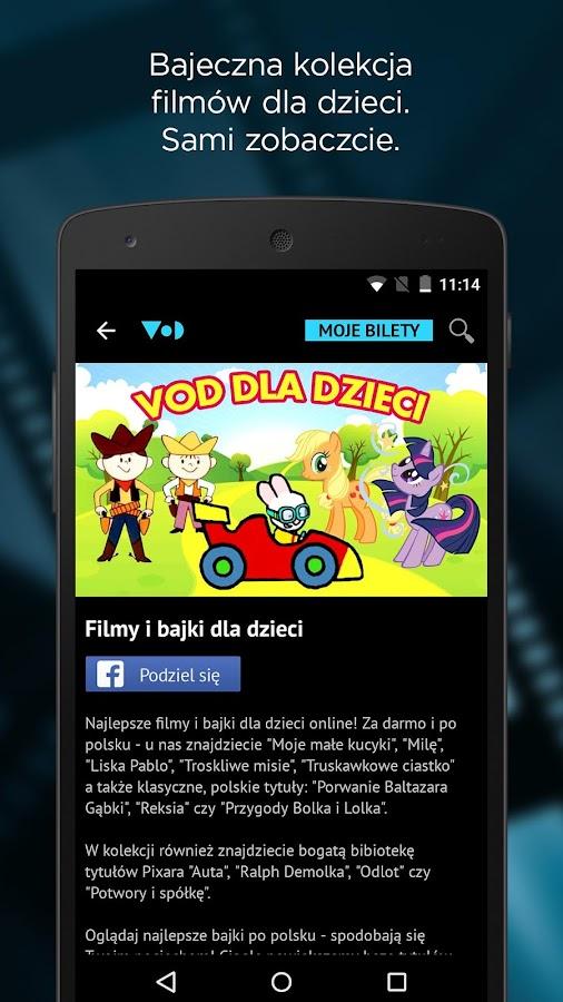 Onet VoD - filmy i seriale- screenshot