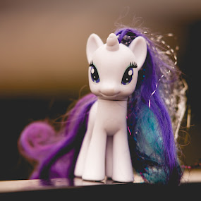 Rarity by Bethany McGregor - Artistic Objects Toys ( pony, purple, my little pony, rarity, toys,  )