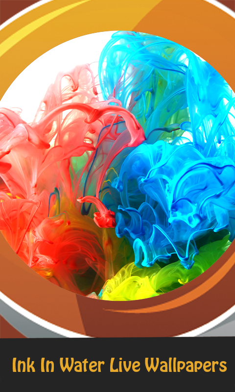 ink in water live wallpapers android apps on google play