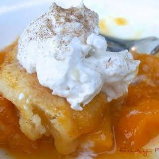 Quick Easy Peach Cobbler Recipes.