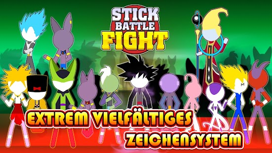 Stick Battle Fight Screenshot