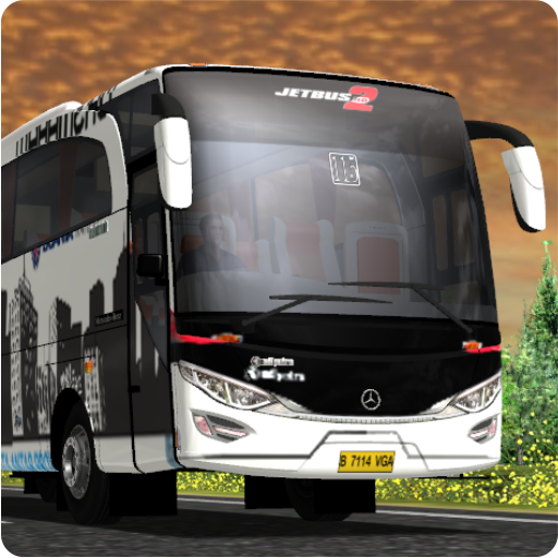 Livery Bussid Mahameru icon