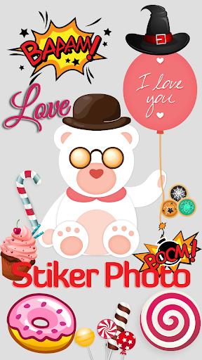 Stiker Photo