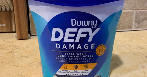 Downy Defy Damage Fabric Conditioning Beads 22.9oz Container Only $6.99 on Amazon (Regularly $12)