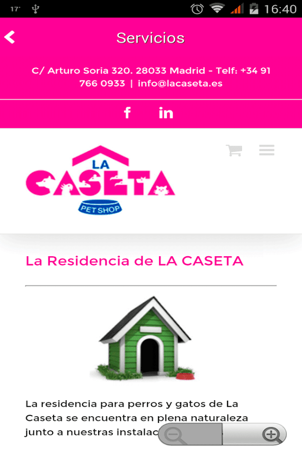 La Caseta- screenshot