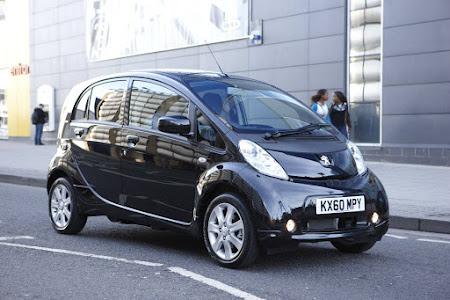 EV's - Peugeot Ion [30.370€] [WLTP 80-150km NEDC]