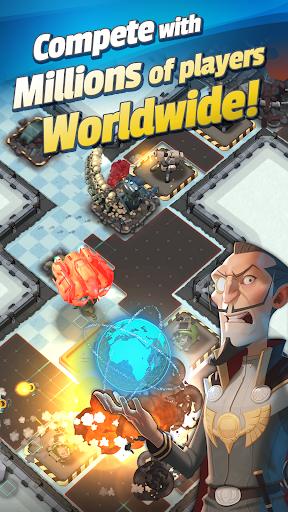 Download Mad Rocket: Fog of War - New Boom Strategy! MOD APK 4