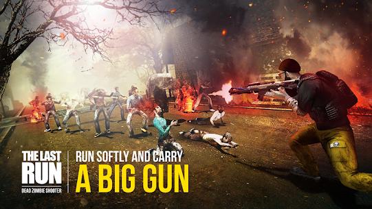 Free Download Last Run: Dead Zombie Shooter MOD (Unlimited Money/Energy) 1.02 3