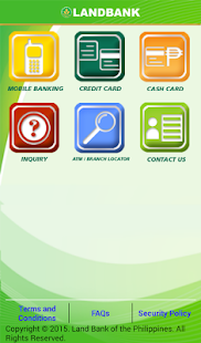 LANDBANK Mobile Banking- screenshot thumbnail