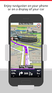 Sygic Car Navigation 15 6 0 (Unlocked) APK for Android