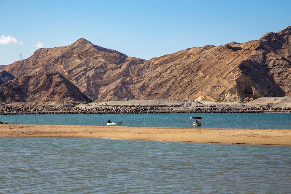 Yiti Beach, najpiękniejsze plaże północnego Omanu
