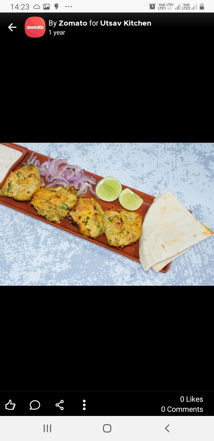 Utsav Kitchen menu 1