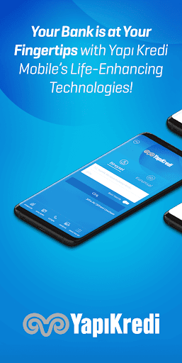 Yapı Kredi Mobile screenshot 2