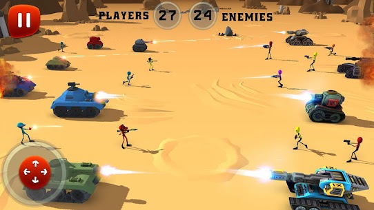 Creepy Aliens Battle Simulator 3D 6