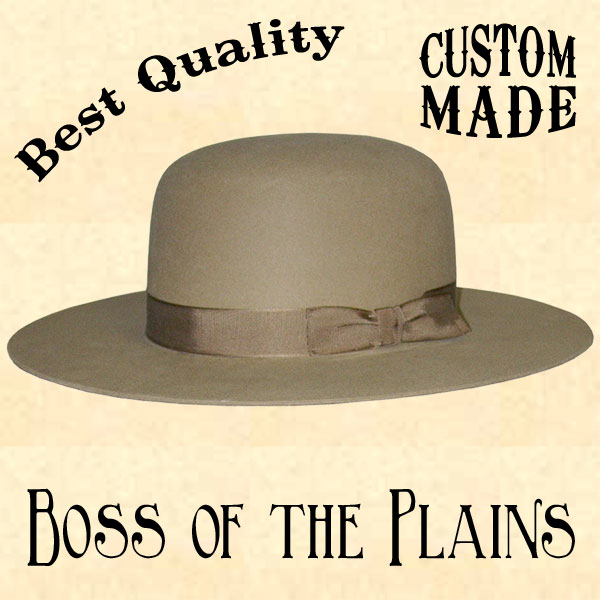 Image result for Boss of the Plains hat