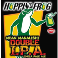 Hoppin' Frog Mean Manalishi Double IPA
