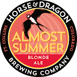 Horse & Dragon Almost Summer Blonde Ale