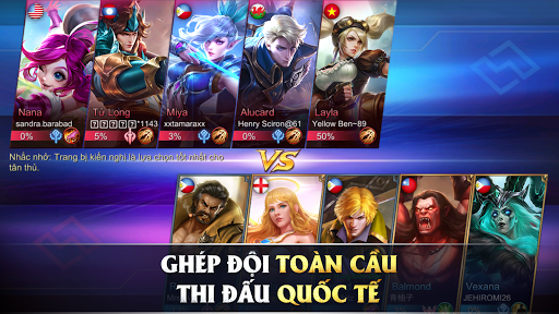 Mobile Legends: Bang Bang VNG  captures d'écran 2