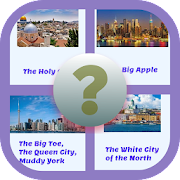 Cities and their Nicknames APK