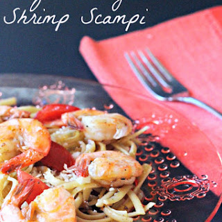 Easy Weeknight Shrimp Scampi