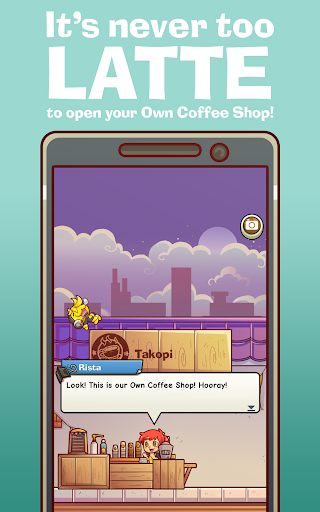 Own Coffee Shop: Idle Game 3.3.2 screenshots 7
